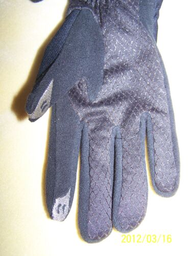 Mens Isotoner Fleece Smartouch Gloves M L XL Touch Screens M L XL Smart Touch