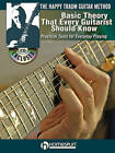 The Happy Traum Guitar Method: Basic Theory That Every Guitarist Should Know: Practical Tools for Everyday Playing by Happy Traum (Mixed media product, 2010)