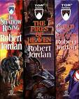 The Wheel of Time, Boxed Set, Books 4-6: The Shadow Rising, The Fires of Heaven, Lord of Chaos ( Wheel of Time ) by Robert Jordan (Paperback, 2007)
