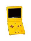 Nintendo Game Boy Advance SP Pikachu Gelb Handheld-Spielkonsole