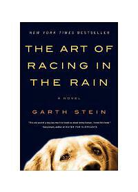 The Art of Racing in the Rain: A Novel, Garth Stein, Good Book