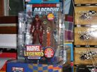 Marvel Scientific Toy Biz Marvel Legends 2002, Serie 2, Human Torch, Mit 32 Seiten Comic Und Display Stand