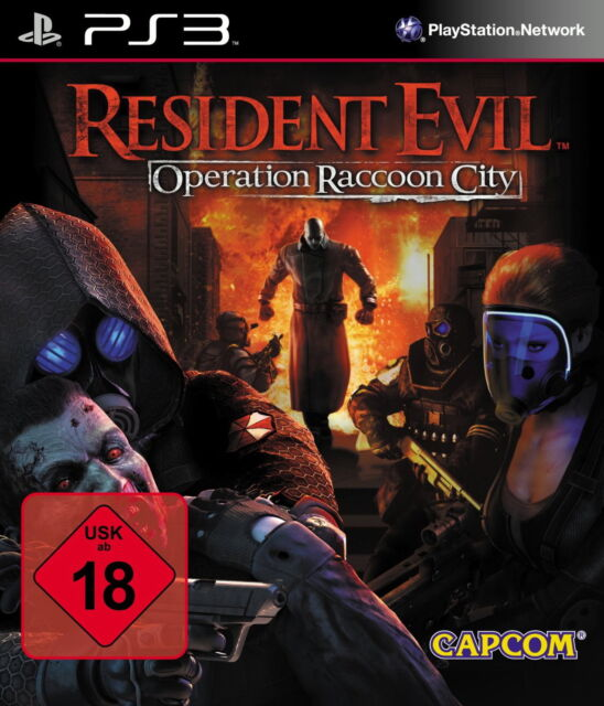 Resident Evil (Sony PlayStation 3, 2012)