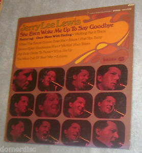Jerry-Lee-Lewis-She-Even-Woke-Me-Up-To-Say-Goodbye-LP-Smash-Once-More-With-Feeli