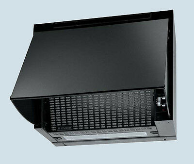 Faber 104 Integrated Kitchen Cooker Hood 600mm (2 years manufacturer's warranty)