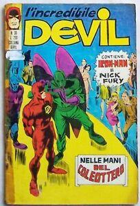 L'Incredibile DEVIL n° 30 (Corno, 1971) - Italia - L'Incredibile DEVIL n° 30 (Corno, 1971) - Italia
