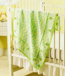 SWEET-Posies-Baby-Blanket-CROCHET-PATTERN-INSTRUCTIONS