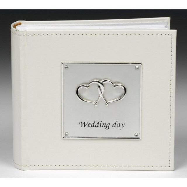 Deluxe Wedding Day  Photo Album GIFT Idea NEW  13875