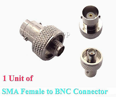 SMA Female to BNC Convert Adaptor Connector