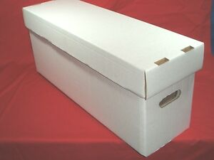 5-Long-American-Size-Comic-Boxes-Holds-300-Comics