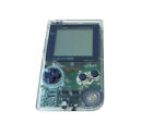 Nintendo Game Boy Pocket Clear Handheld System