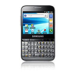 59eb838ab Samsung Galaxy Pro GT-B7510 - Platinum Silver (Unlocked) Smartphone ...
