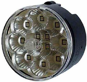 1 Hella Heckleuchte Rücklicht LED 12 LED´s Schlusslicht Bremslicht _ ABVERKAUF