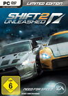 Need For Speed: Shift 2 - Unleashed (Limited Edition) (PC, 2011, DVD-Box)