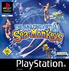 The Amazing Virtual Sea-Monkeys (Sony PlayStation 1, 2002)
