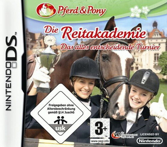 Die Reitakademie: Das entscheidende Turnier (Nintendo DS, 2008)