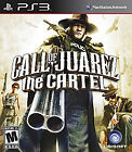 Call of Juarez: The Cartel (Sony PlayStation 3, 2011)