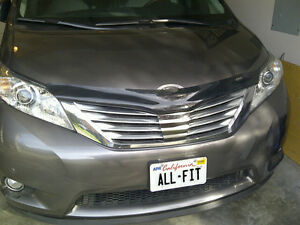 ALL-FIT-TOYOTA-CAMRY-TOCOMA-CAR-FRONT-BUMPER-LIP-KIT-SPLITTER-BODY-CHIN-VALENCE