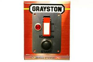Motorsport-Starter-Panel-Switch-with-Push-Button-amp-Light-30-Amp-GE343