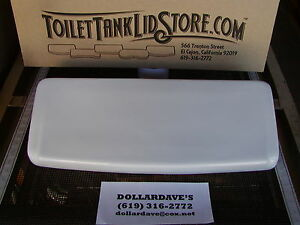 American Standard 4049 Toilet Tank Lid White M S Or T