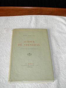 autour-de-stendhal-henry-dumolard-arthaud-1932-exemplaire-numerote-280-550