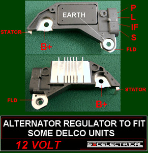 NEW-ALTERNATOR-REGULATOR-TO-FIT-SOME-DELCO-REMY-DELCO-FORD