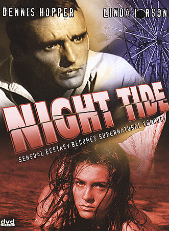Night Tide Dennis Hopper Hang Card