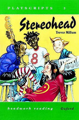 (Good)-Stereohead. Headwork Reading: Playscripts for Levels 2 & 3 (Paperback)-Cu