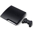 Sony PlayStation 3 Slim (Latest Model)- 120 GB Charcoal Black Console (CECH-2101A)