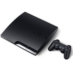 Consola-negra-carbon-Sony-PlayStation-3