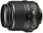 Nikon Zoom-Nikkor 18-55mm f/3.5-5.6 G ED II Lens