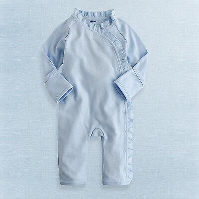 "NWT Vaenait Baby Newborn Infant Toddler Girl 's One-Piece "" Sweet Angel """