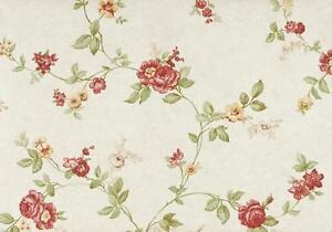 Warm-Vining-Vintage-Floral-Wallpaper