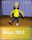 Autodesk Maya 2013 Essentials by Paul Naas (Paperback, 2012)
