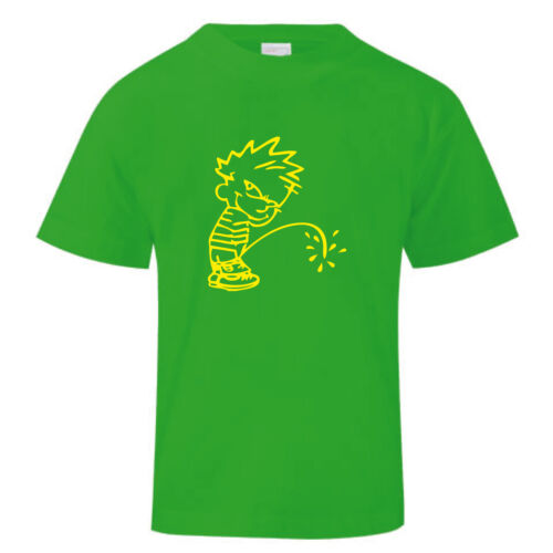 T-shirt Bambino PIPI wee wee maglietta maglia Uomo Donna Man Woman moda comica