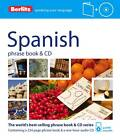 Berlitz: Spanish Phrase Book & CD by Berlitz Publishing Company (Paperback, 2012)