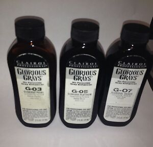 Clairol-Professional-Glorious-Grays-Assorted-Colors-G3-G11