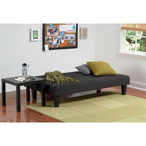 New Dorel Kebo Futon Sofa Bed Lounger Sleeper Dorm