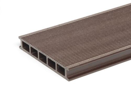 WPC Terrassendielen 36 qm Komplett Bausatz Diele Dielen Holz Terrassendiele