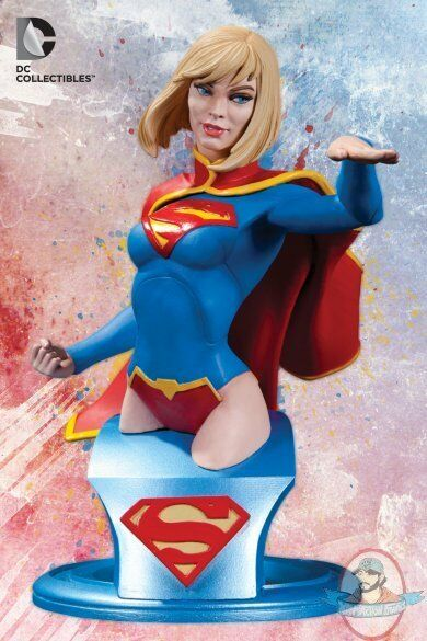 The New 52 Supergirl Bust by DC Collectibles