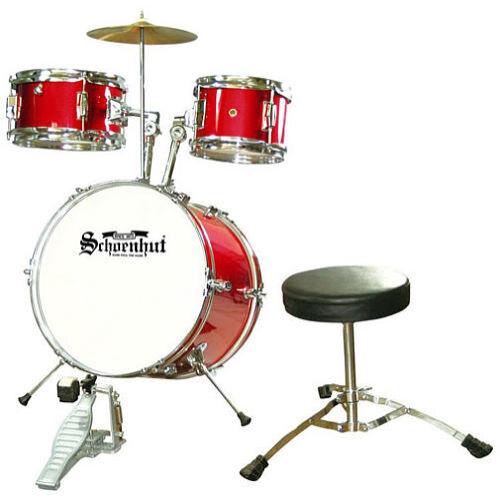 tko 5 piece complete junior drum set for sale online ebay. Black Bedroom Furniture Sets. Home Design Ideas