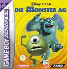 Die Monster AG (Nintendo Game Boy Advance, 2002)