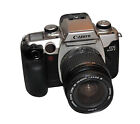 Canon EOS Elan IIE 35mm SLR Film Camera with 28-80 mm lens Kit