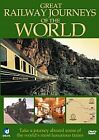 The Great Railway Journeys Of The World (DVD, 2009)