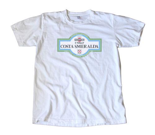 Vintage Costa Smeralda 1980 Rally T-Shirt - Racing