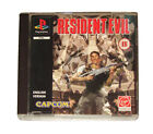 Resident Evil (Sony PlayStation 1, 1996) - European Version