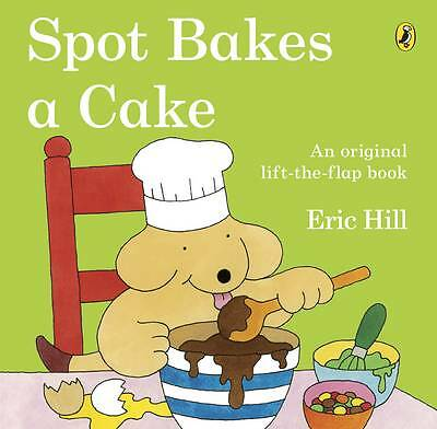 Spot Bakes a Cake-ExLibrary