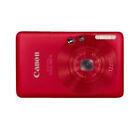 Canon  IXUS 100 IS /  PowerShot SD780 IS Digital ELPH 12.1 MP Digital Camera - Red