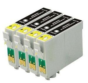 4-Black-Ink-Cartridge-for-Epson-STYLUS-S20-S21-SX100-SX105-SX110-SX115-SX200-215