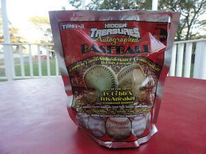 Tristar-Hidden-Treasures-Autographed-Baseball-Series-5-Ty-Cobb-amp-Tris-Speaker